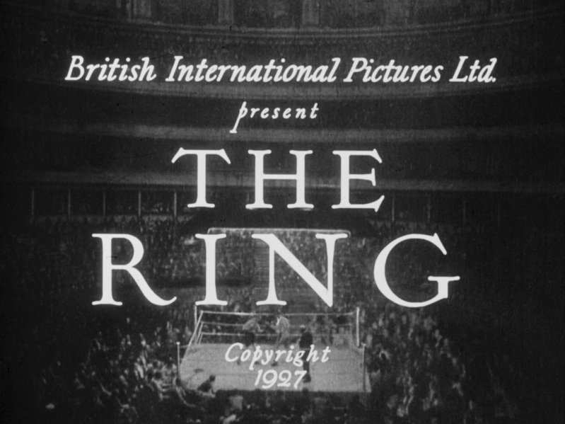 The Ring - TITLE